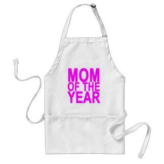 Delantal Mamá del año.