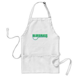 Delantal Música de Bluegrass