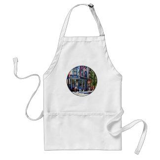 Delantal PA de Jim Thorpe - compras de la ventana