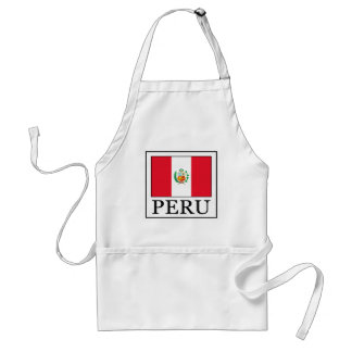 Delantal Perú
