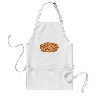Delantal Pizza solitaria - productos multi