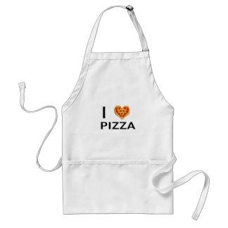 Delantal Pizza y amor