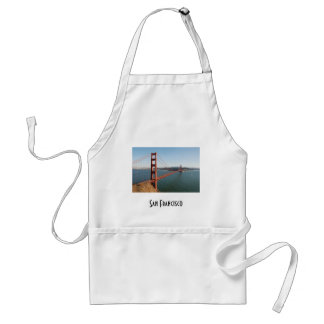 Delantal Puente Golden Gate