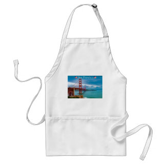 Delantal Puente Golden Gate San Francisco