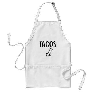 Delantal Tacos