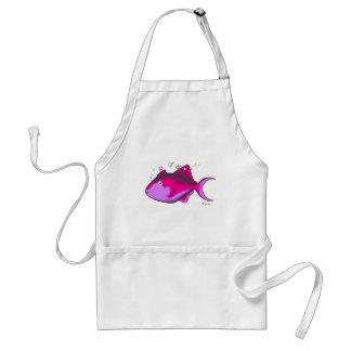 Delantal ¡Triggerfish!