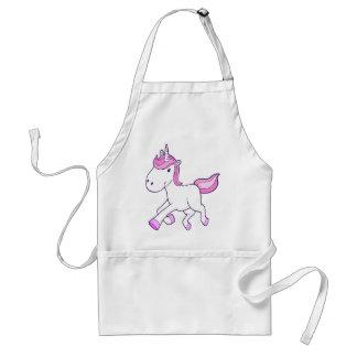 Delantal unicornio