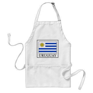 Delantal Uruguay