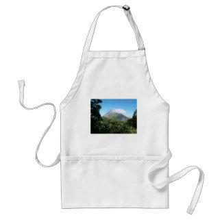 Delantal volcán de Arenal