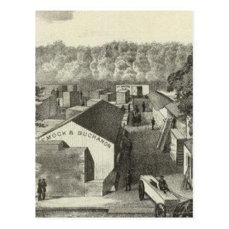 Delantal y Buchanon, distribuidores autorizados de Postal