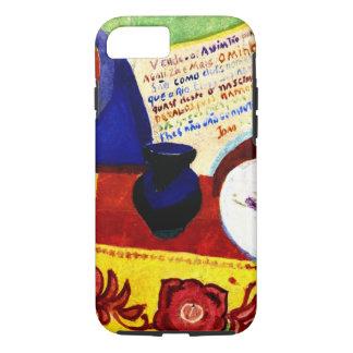Delaunay - todavía del portugués vida funda iPhone 7