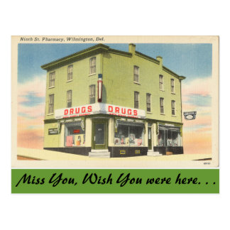 Delaware, 9na farmacia del St. Postal