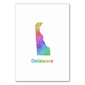Delaware Tarjeta
