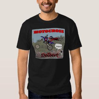 Delbert_Motorcrose Camisas