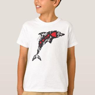 Delfín de las islas de Hawaii de la hawaiana Camiseta