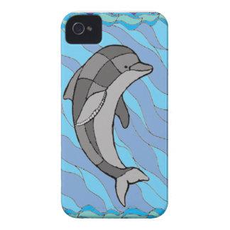 Delfín Funda Para iPhone 4