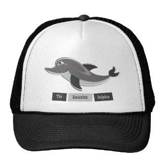Delfín gris gorras