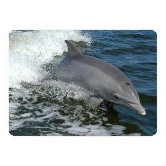 Delfín Invitaciones Personalizada