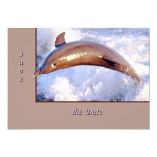 Delfín Anuncios Personalizados