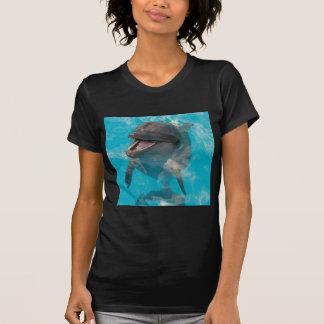 Delfín sonriente camiseta