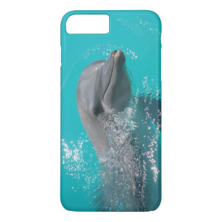 Delfín sonriente funda iPhone 7 plus