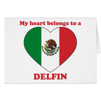 Delfin Felicitación