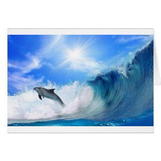 Delfín Felicitaciones
