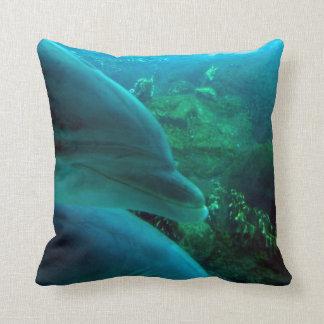Delfínes Cojín Decorativo
