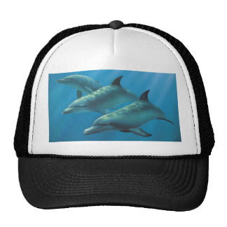Delfínes de Andrew Patsalou Gorro De Camionero