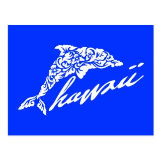 Delfínes de Hawaii de la hawaiana Postal