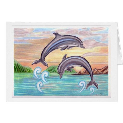 Delfínes por Leschel Felicitaciones