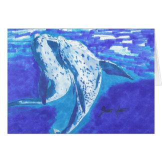 Delfínes Felicitacion