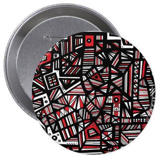 Delicioso moderno asombroso feliz chapa redonda 10 cm