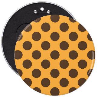 Delicioso moderno asombroso feliz chapa redonda 15 cm