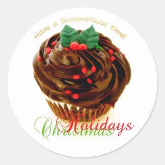 Delicious Christmas Sticker