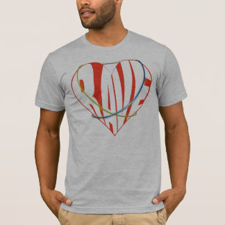 delirio del amor camiseta