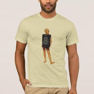 Delirio portátil camiseta