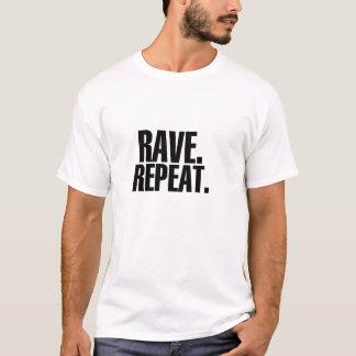 Delirio. Repetición Camiseta