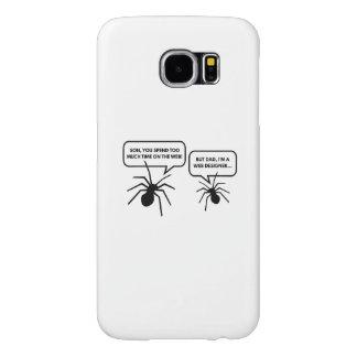 Demasiada hora en el Web Funda Samsung Galaxy S6