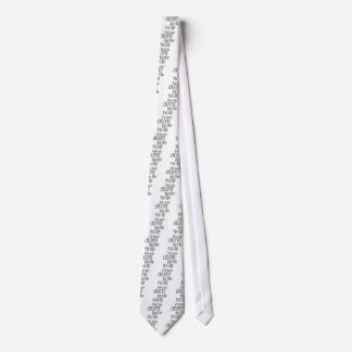 Demasiado creativo para 9 a 5 corbatas personalizadas