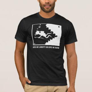 DÉME la camisa de la LIBERTAD