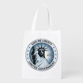 Déme la libertad bolsa para la compra
