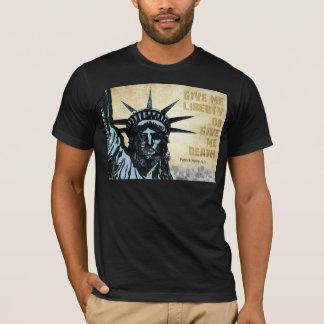 Déme la libertad camiseta