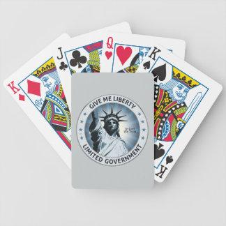 Déme la libertad cartas de juego