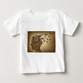 Dementisa-Cerebro-Problema Camiseta De Bebé