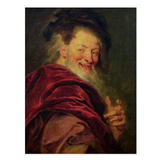 Democritus 1692 postal