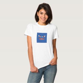 Demon Face Camiseta