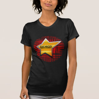demon-_- .png (negro) camisetas