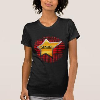 demon-_- .png (negro) camiseta