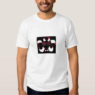 demonio 3 (2) camisetas